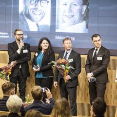3nine é um dos cinco indicados finais aos prêmios Smart Industry
